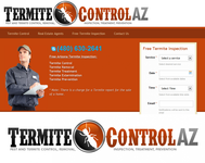 Termite Control Arizona Logo - Entry #34