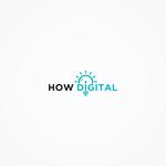 How Digital Logo - Entry #118