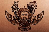 Shoulder Tattoo Logo - Entry #7