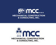 Mechanical Construction & Consulting, Inc. Logo - Entry #215