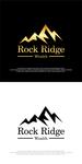 Rock Ridge Wealth Logo - Entry #375