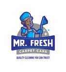 Mr. Fresh Carpet Care Logo - Entry #53