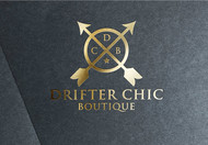 Drifter Chic Boutique Logo - Entry #7