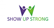 SHOW UP STRONG  Logo - Entry #57