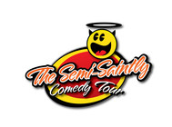 The Semi-Saintly Comedy Tour Logo - Entry #35