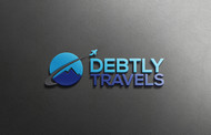 Debtly Travels  Logo - Entry #141