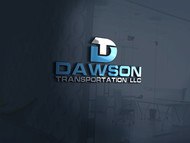 Dawson Transportation LLC. Logo - Entry #175