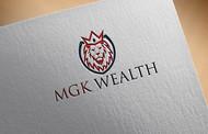MGK Wealth Logo - Entry #254