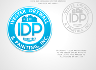 IVESTER DRYWALL & PAINTING, INC. Logo - Entry #225