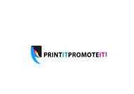 PrintItPromoteIt.com Logo - Entry #144