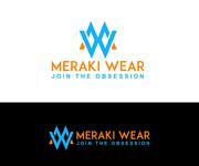 Meraki Wear Logo - Entry #397
