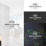 Rebecca Munster Designs (RMD) Logo - Entry #164