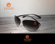FLUID EYEWEAR Logo - Entry #128