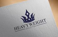 Heavyweight Jiujitsu Logo - Entry #12