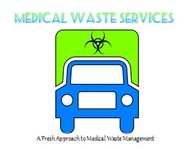 Medical Waste Services Logo - Entry #97