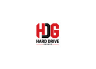 Hard drive garage Logo - Entry #220