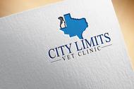 City Limits Vet Clinic Logo - Entry #291