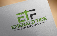 Emerald Tide Financial Logo - Entry #97