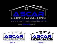 ASCAR Contracting Logo - Entry #12