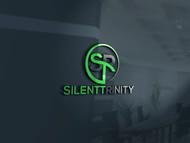 SILENTTRINITY Logo - Entry #54
