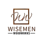 Wisemen Woodworks Logo - Entry #201