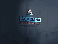 Acadiana Fire Extinguisher Sales and Service Logo - Entry #231