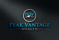 Peak Vantage Wealth Logo - Entry #139