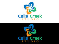 Calls Creek Studio Logo - Entry #46