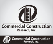 Commercial Construction Research, Inc. Logo - Entry #168