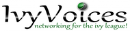 Logo for Ivy Voices - Entry #163
