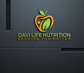 Davi Life Nutrition Logo - Entry #488