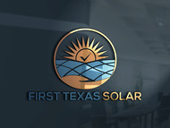 First Texas Solar Logo - Entry #97