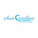 Ana Carolina Fine Art Gallery Logo - Entry #193