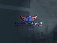 LiveDream Apparel Logo - Entry #243