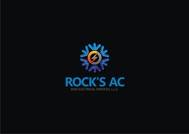 Rock's AC and Electrical Services, L.L.C. Logo - Entry #2