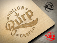 Burp Hollow Craft  Logo - Entry #236