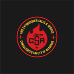 Consolidated Safety of Acadiana / Fire Extinguisher Sales & Service Logo - Entry #59