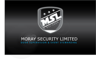 Moray security limited Logo - Entry #46