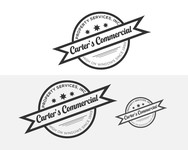 Carter's Commercial Property Services, Inc. Logo - Entry #165