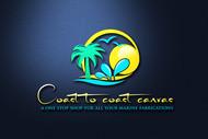 coast to coast canvas Logo - Entry #4