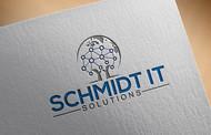 Schmidt IT Solutions Logo - Entry #36