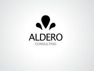 Aldero Consulting Logo - Entry #130