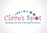 Claire's Spot Logo - Entry #95
