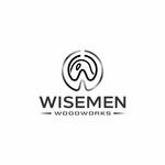 Wisemen Woodworks Logo - Entry #85