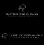 Karthik Subramanian Photography Logo - Entry #49