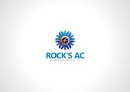 Rock's AC and Electrical Services, L.L.C. Logo - Entry #1