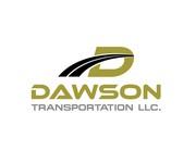 Dawson Transportation LLC. Logo - Entry #144