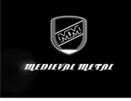 Medieval Metal Logo - Entry #26