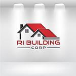RI Building Corp Logo - Entry #147