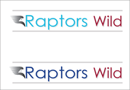 Raptors Wild Logo - Entry #242